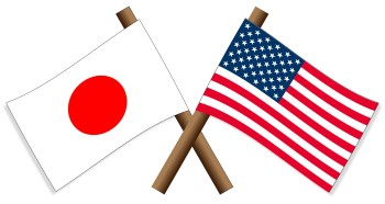 japan-and-usa-flags